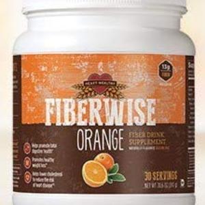 Fiberwise Drink Orange Canister